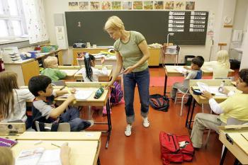 Обязательное обучение письму от руки отменят в финских школах с осени 2016 года
